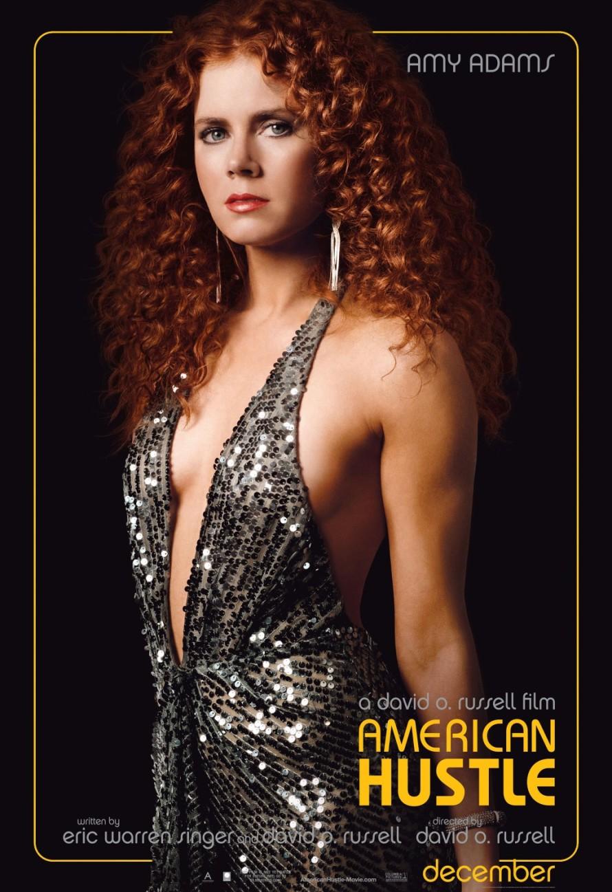 american hustle amy adams poster