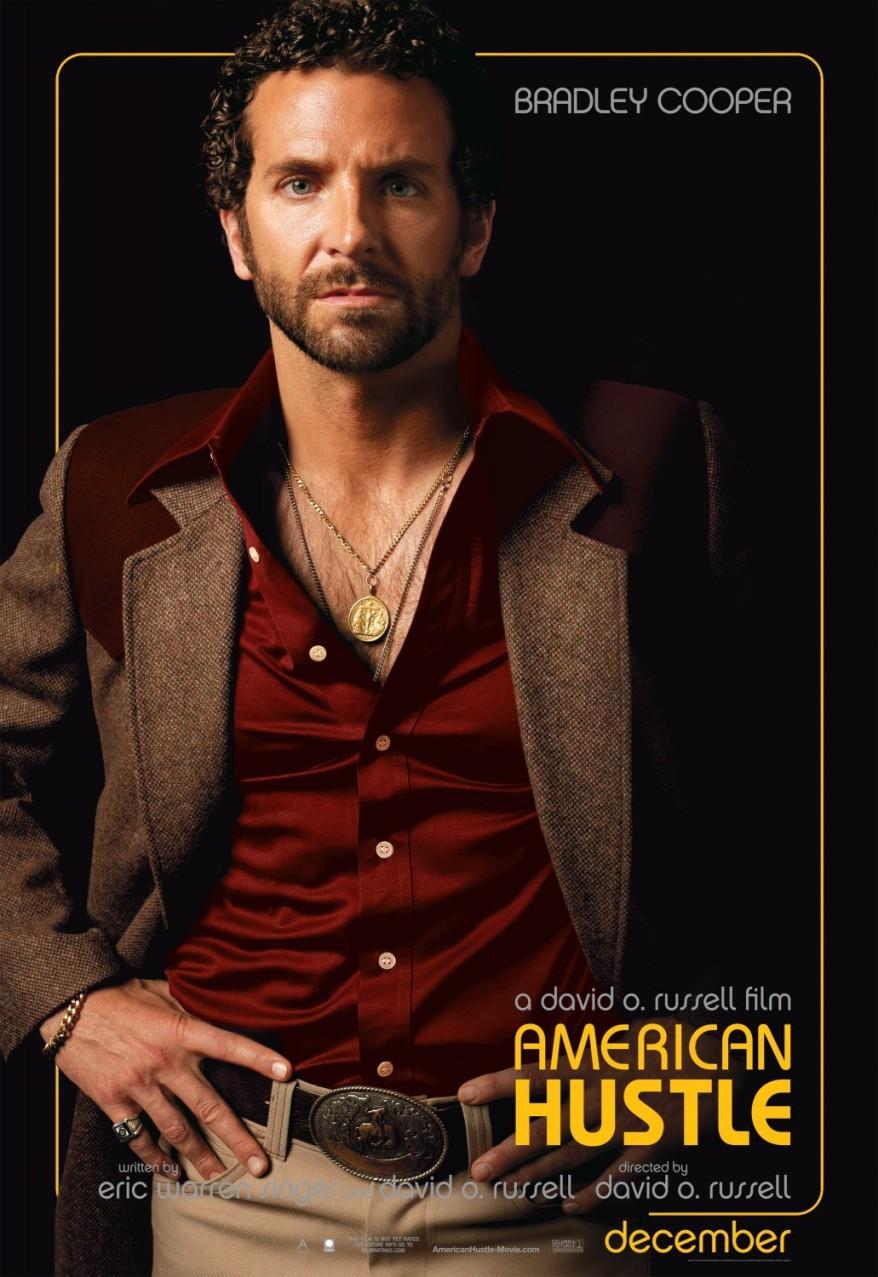 american hustle bradley cooper poster