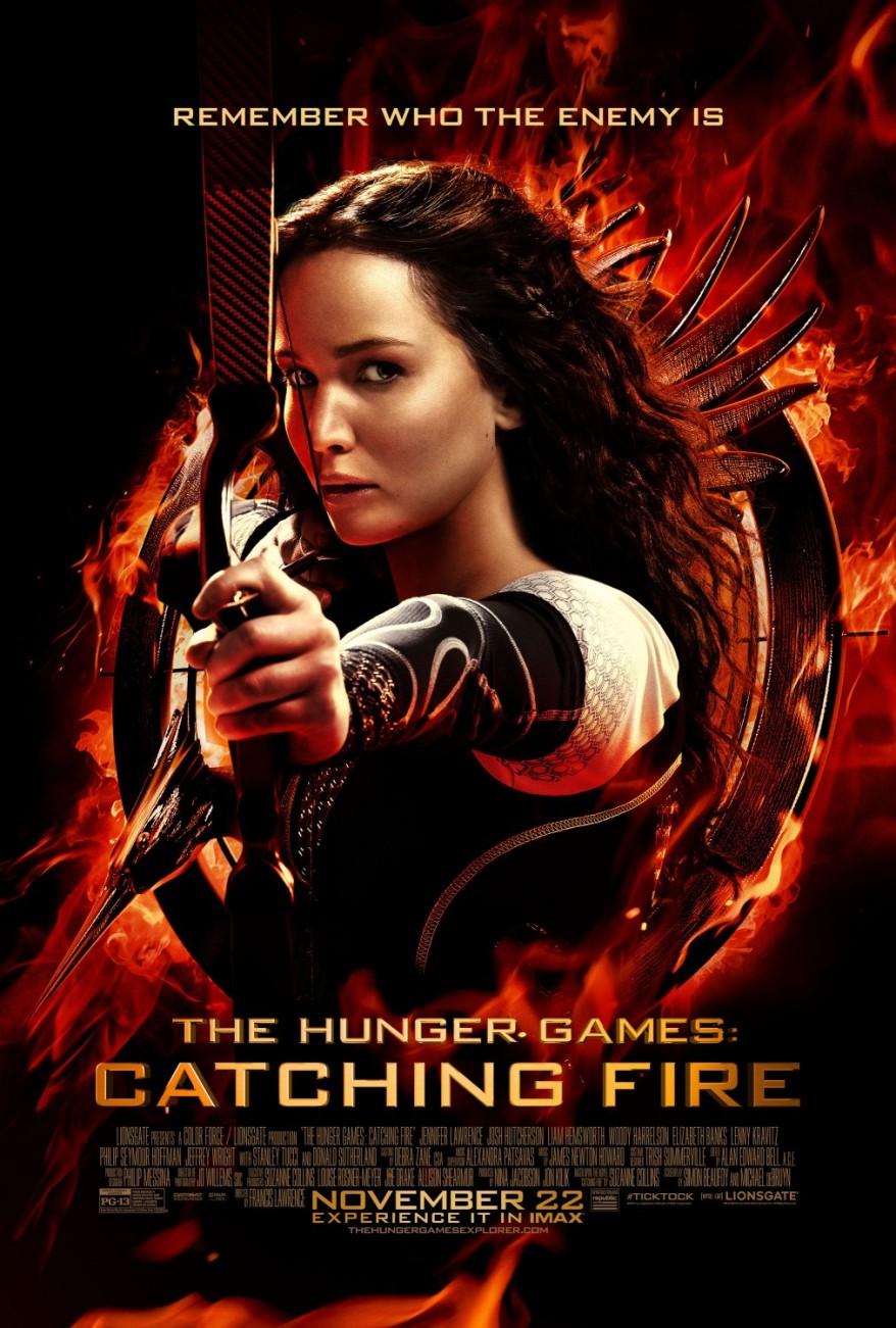 catching fire final poster