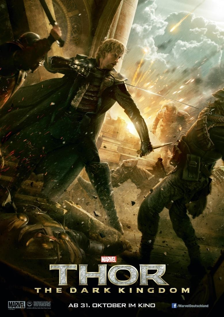 Thor Fandral poster