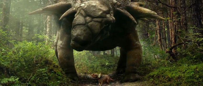 ตัวอย่างใหม่ Walking With Dinosaurs 3D Movie
