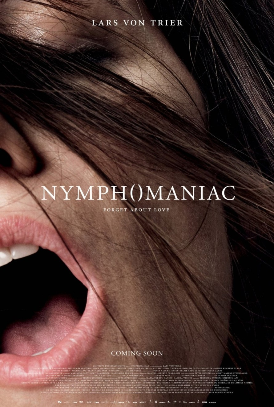 nymphomaniac new poster