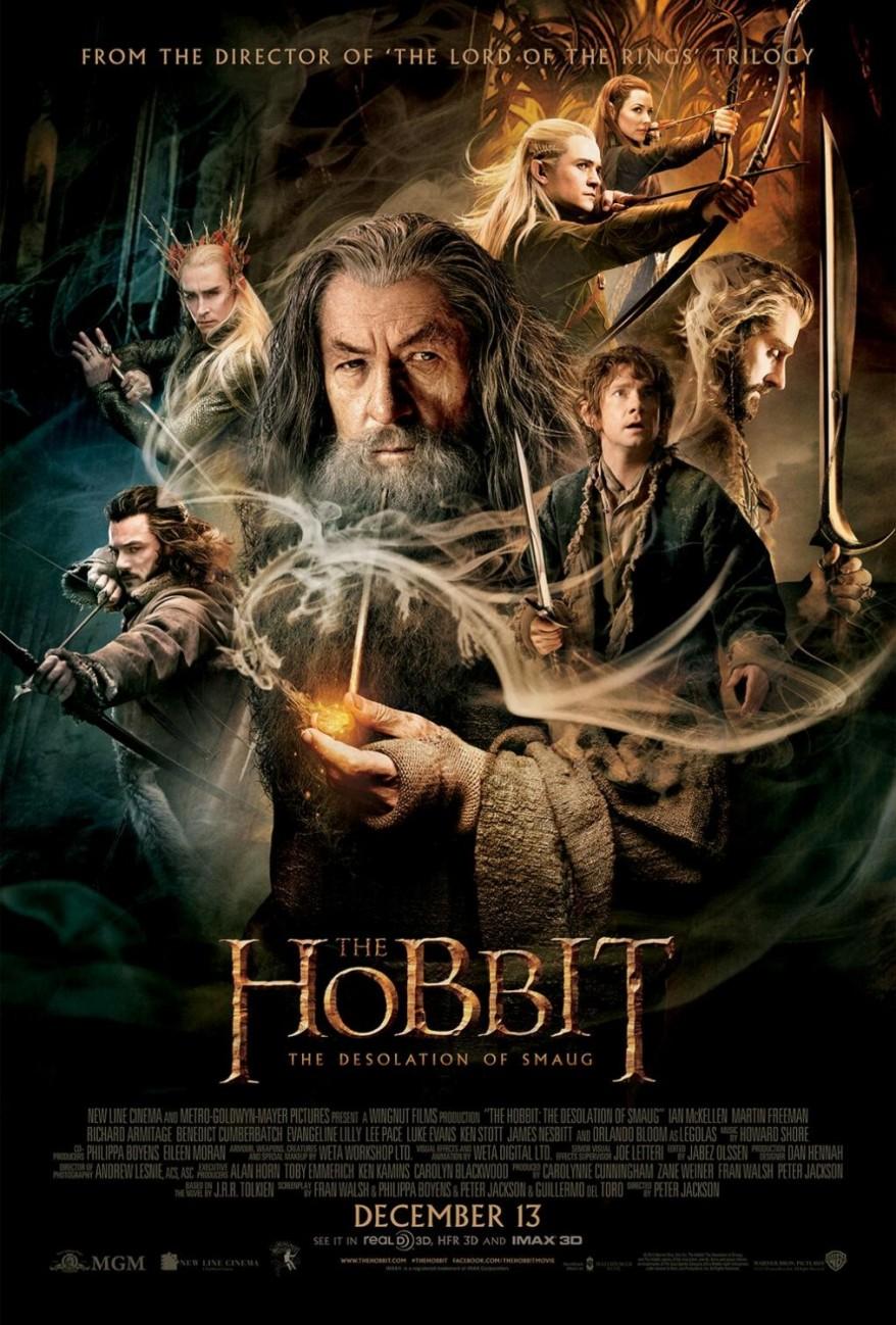 the hobbit final poster