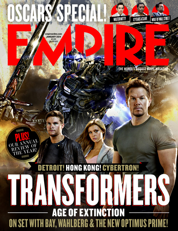 transformers 4 empire cover