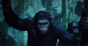 dawn of planet of apes teaser