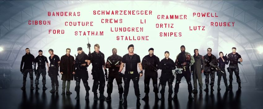 expendables 3 teaser true