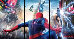 the amazing spider man 2 banner