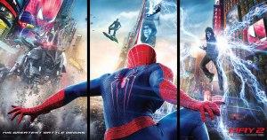 the amazing spider man 2 banner