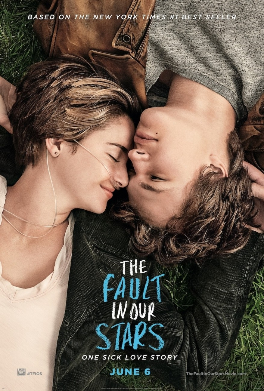 The Fault In Our Stars poster big