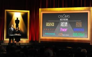 86th Academy Awards nomination