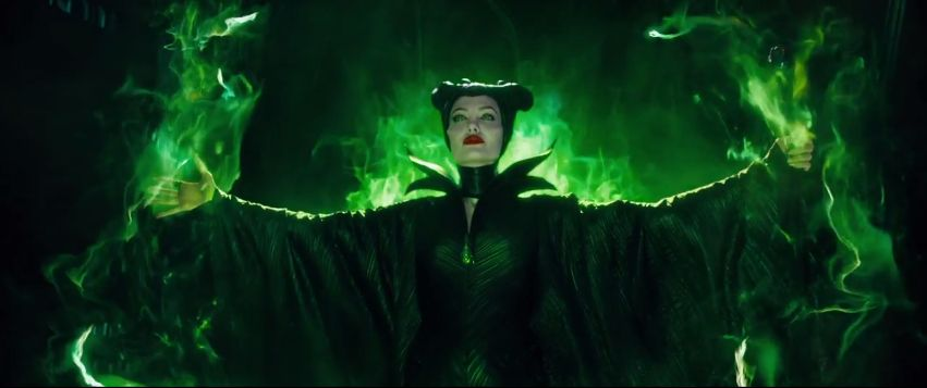 ต วอย างใหม ของ Maleficent คลอเพลงประกอบหน งจากลานา เดล เรย
