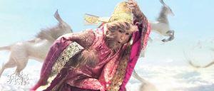 monkey king 3d making of video