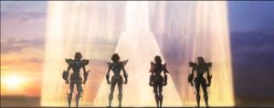 Saint Seiya Legend of Sanctuary teaser