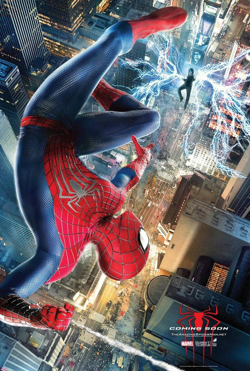 the amazing spiderman 2 intl poster 02