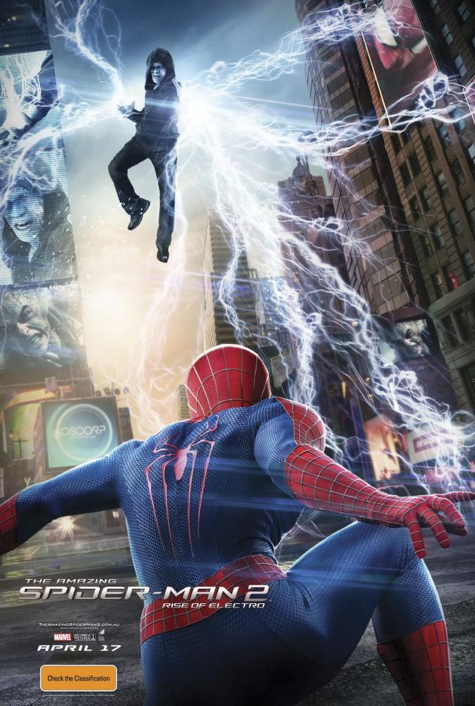 the amazing spiderman 2 intl poster 03