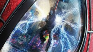the amazing spiderman 2 intl poster header