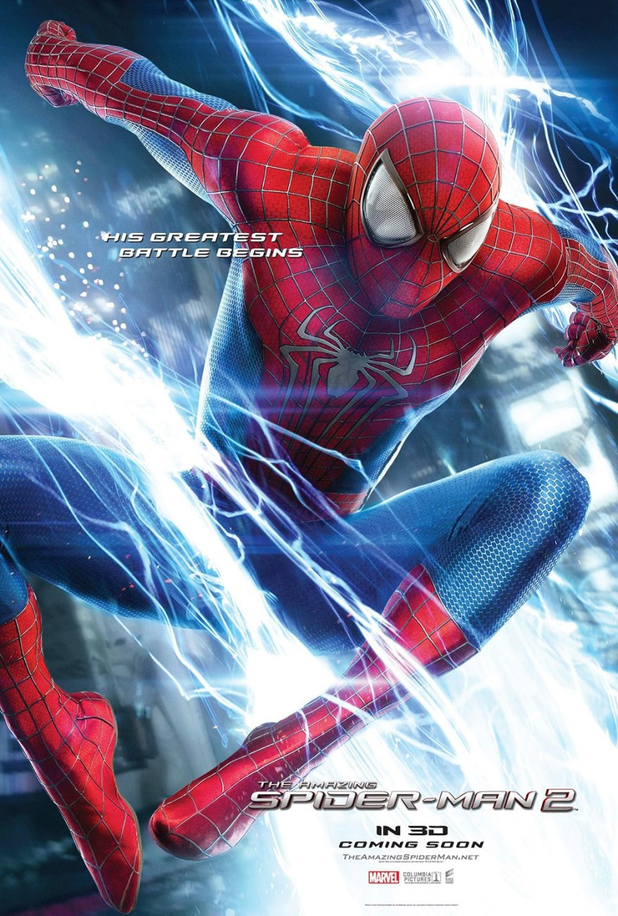 the amazing spiderman 2 new poster 01