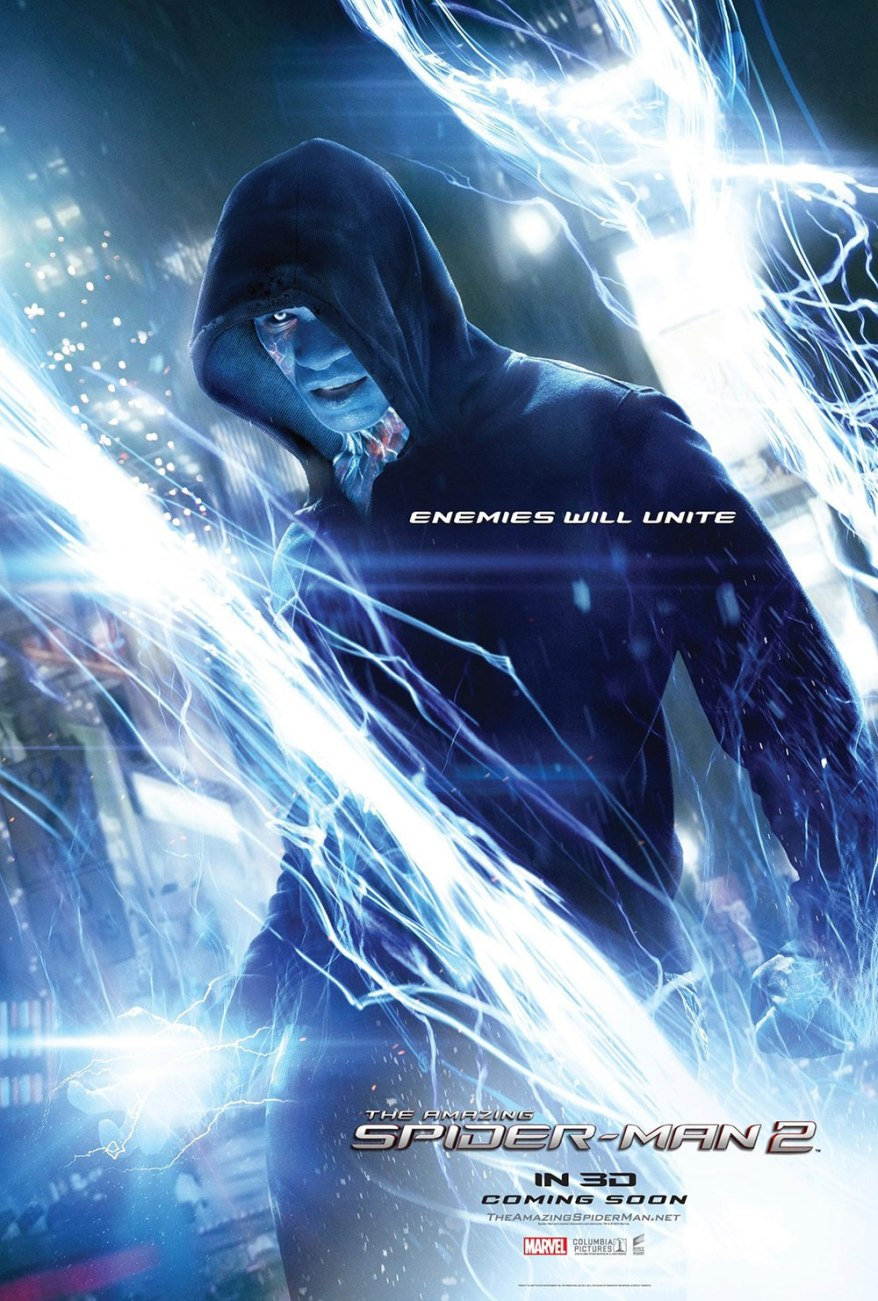 the amazing spiderman 2 new poster 02
