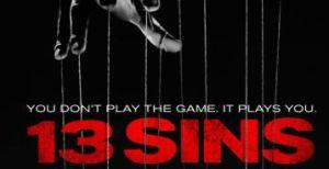 13 sins poster header