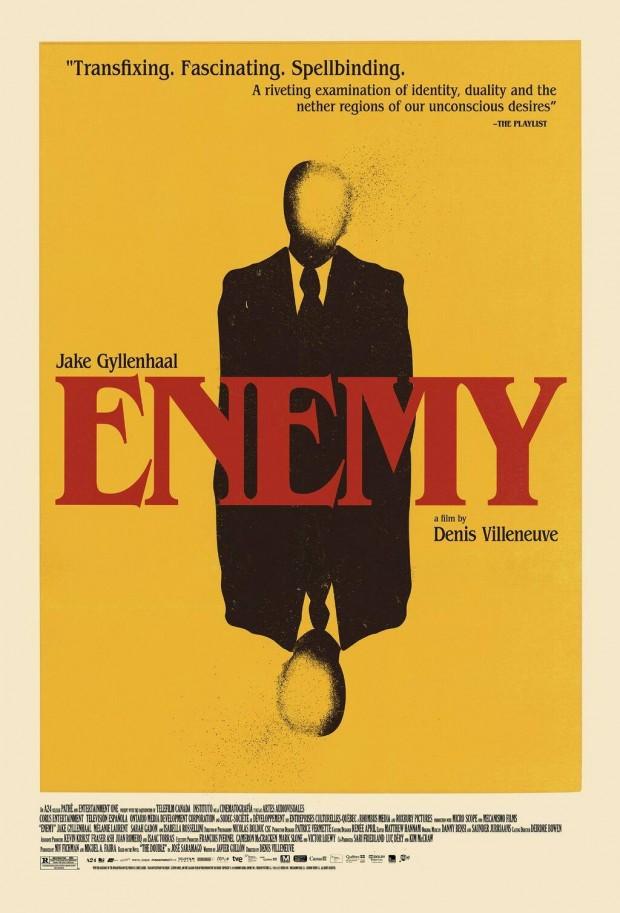 enemy jake gyllenhaal poster 2