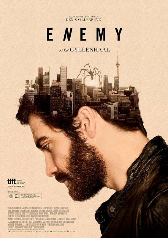 enemy jake gyllenhaal poster