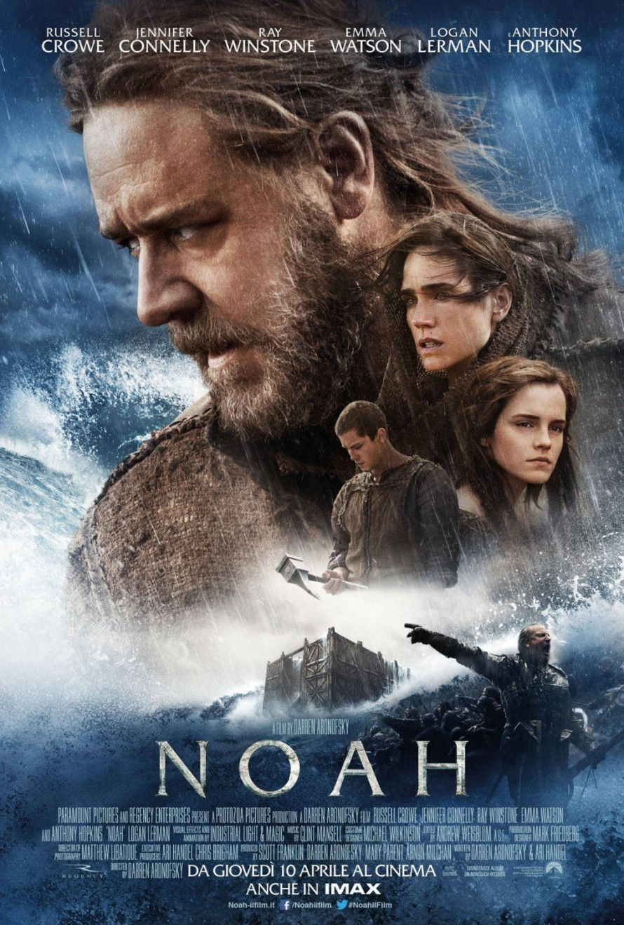 noah intl poster