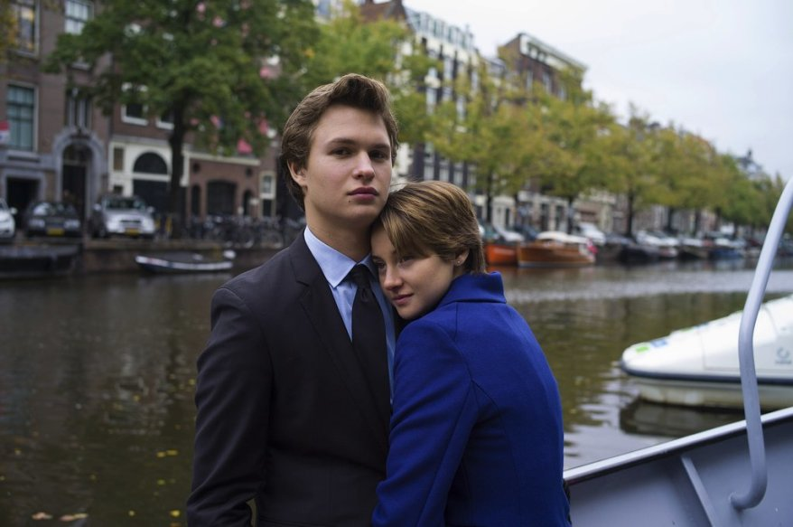 The Fault in Our Stars teaser