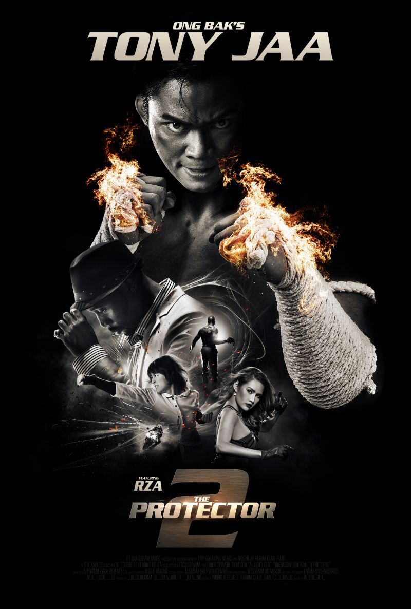 the protector 2 us poster