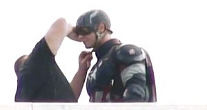 cap new suit avengers age of ultron