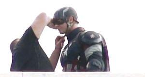cap new suit avengers age of ultron