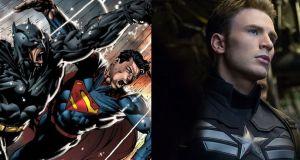 captain america batman vs superman