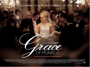 Grace of Monaco UK Poster