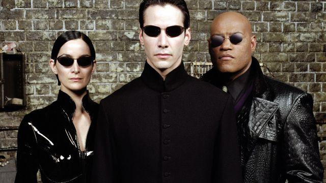new matrix