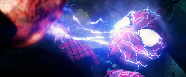 the amazing spider-man 2 spidey in trouble
