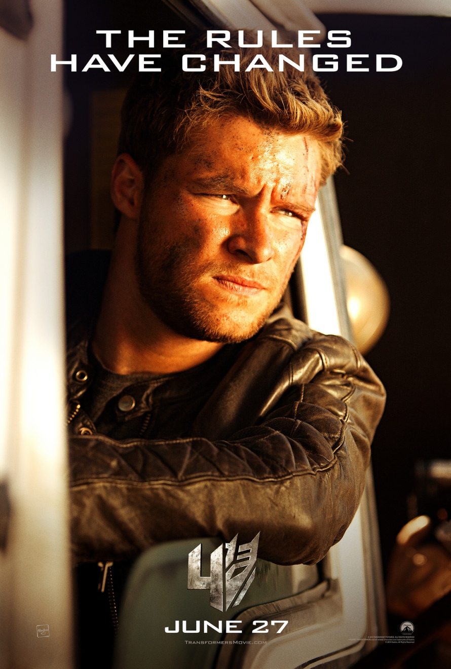 transformers age of extinction jack reynor poster