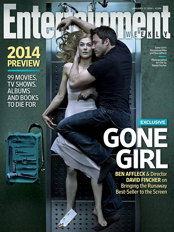 gone girl cover EW