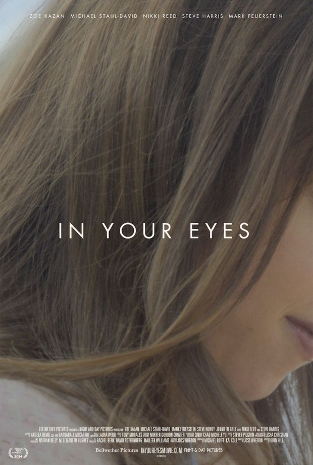 In Your Eyes poster 01
