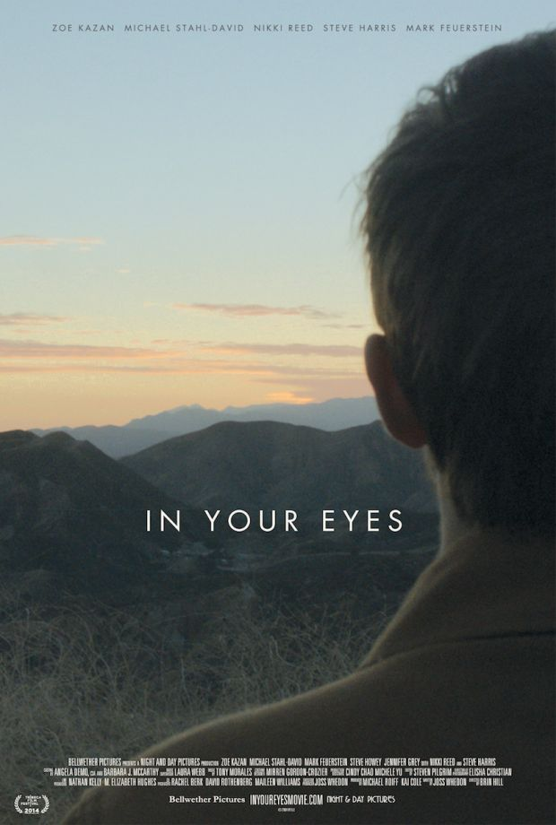 In Your Eyes poster 02