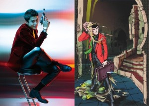lupin the third shun oguri