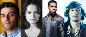 star wars vii new cast