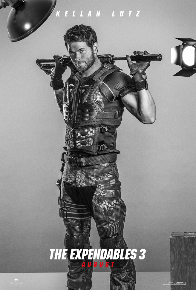 the expendables 3 kellan poster