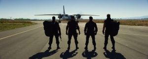 the expendables 3 roll call