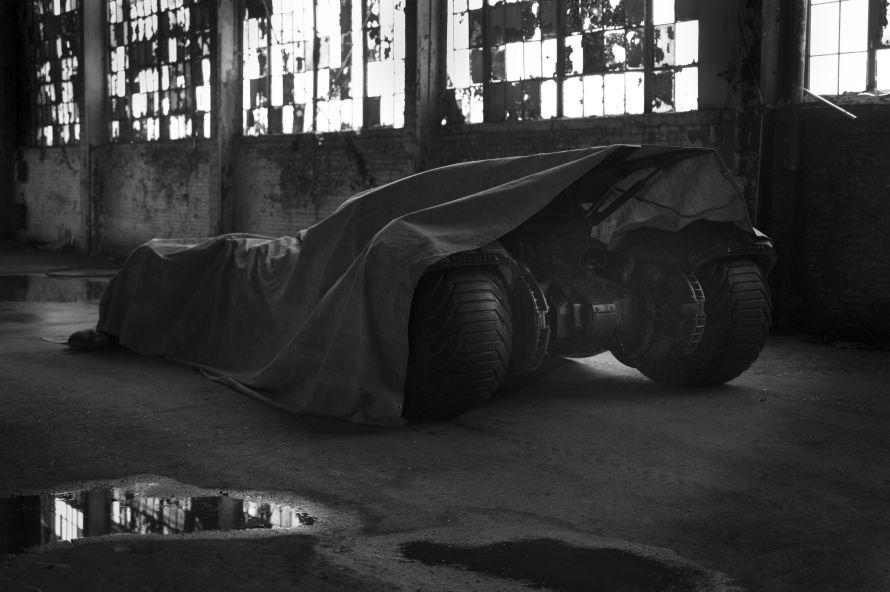batmobile firstlook