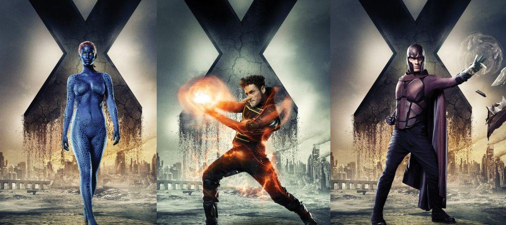 23 ใบปิดตัวละครของ X-Men: Days of Future Past | JEDIYUTH