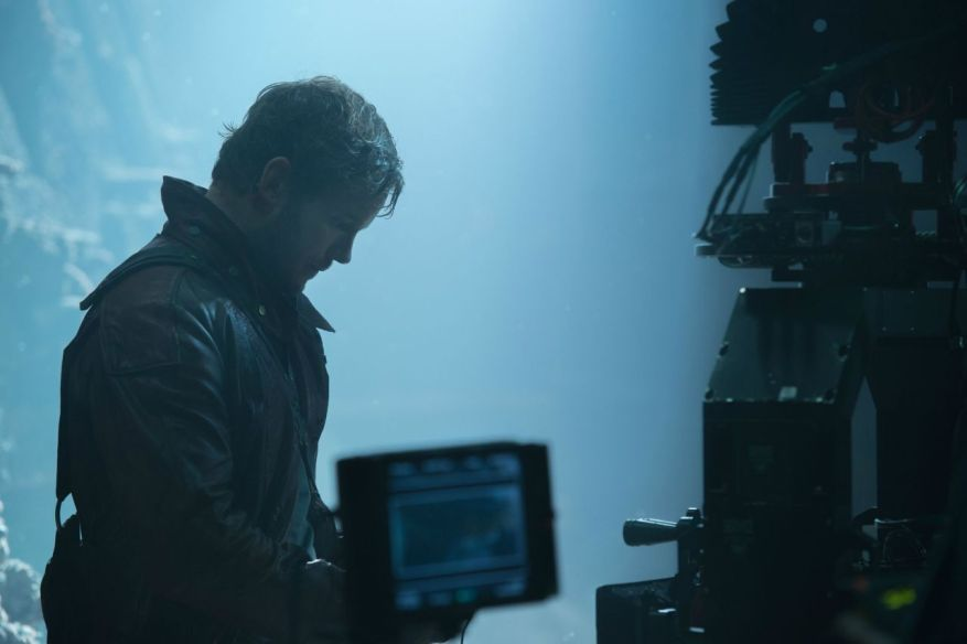 Guardians of the Galaxy behind the scene image 01