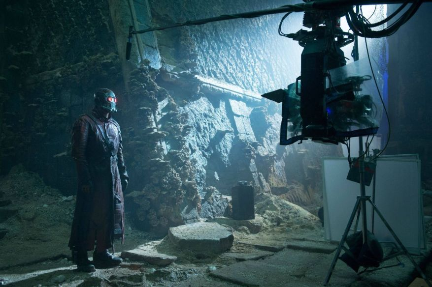 Guardians of the Galaxy behind the scene image 03