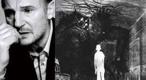 liam neeson monster calls