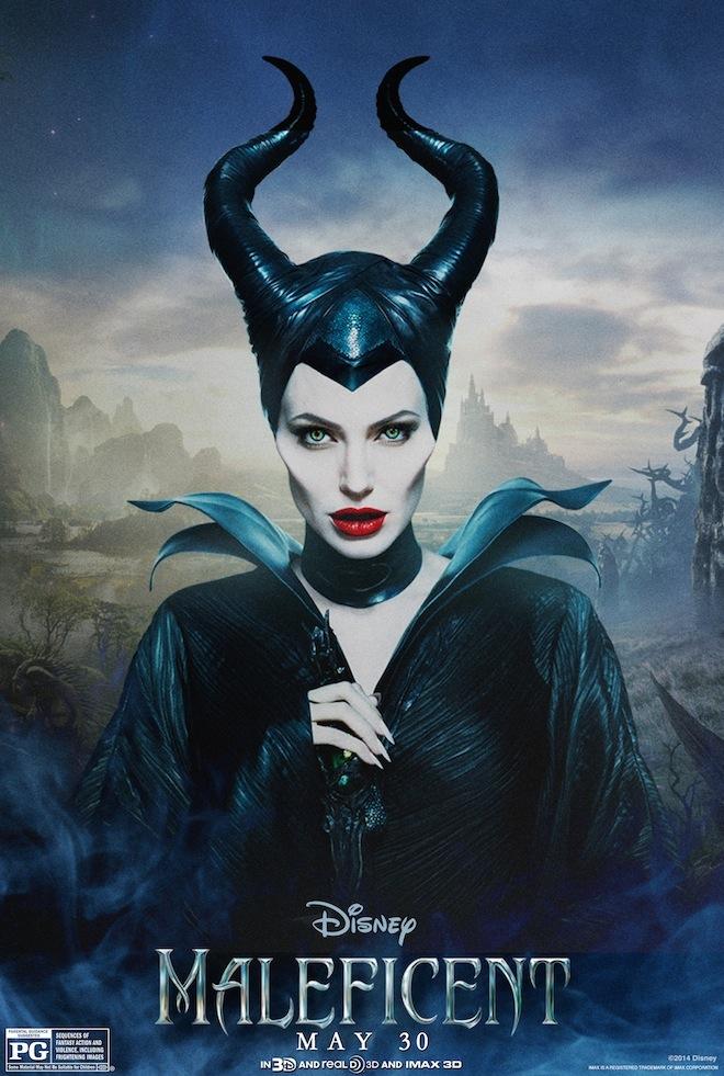 5 ใบป ดต วละครจาก Maleficent Jediyuth