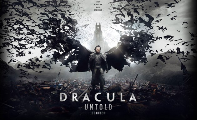 Dracula Untold first poster us banner