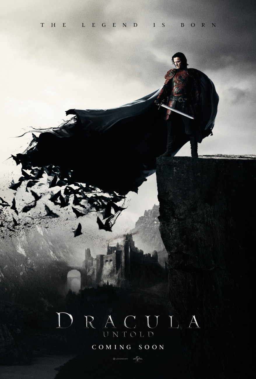 Dracula Untold first poster